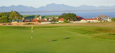 Mossel Bay Golf Course